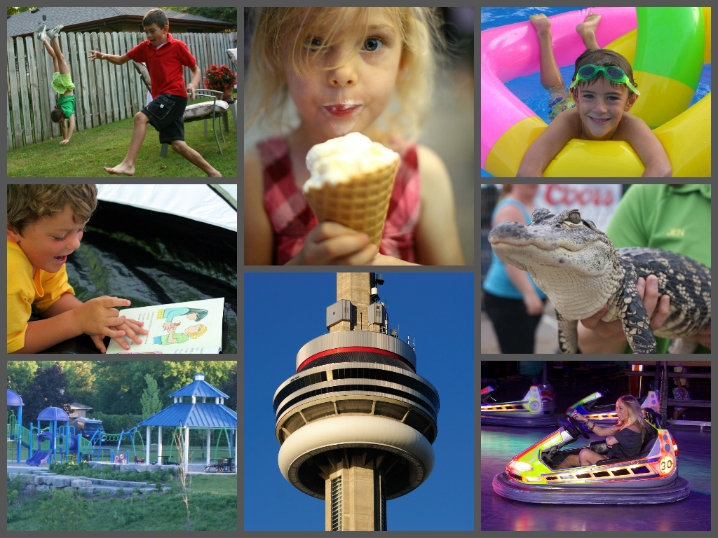 20 Things to Do With Your Kids This Summer, Part I