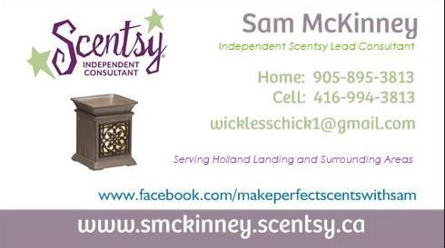 ScentsyMcKinney
