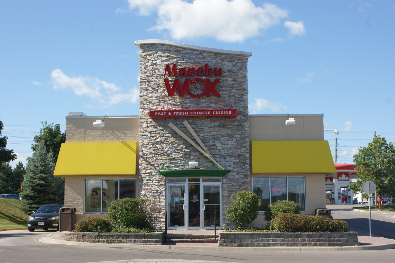 Restaurant Review: Manchu Wok – Meeting a New Need