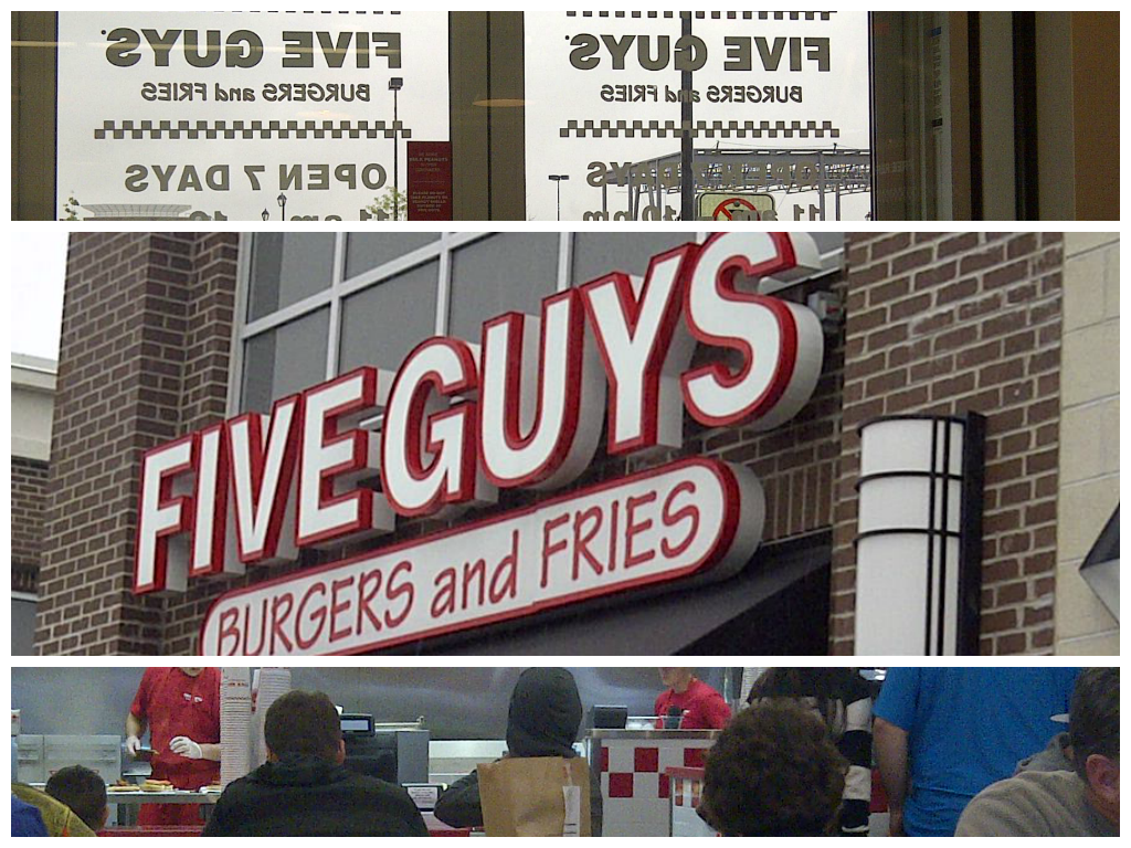 Restaurant Review: Five Guys Burgers and Fries – A Jolt to the Senses