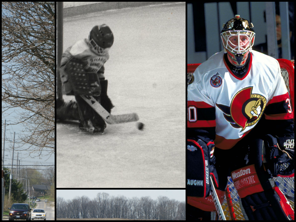 Journey of a Hometown Hero: Former NHLer Darrin Madeley on Growing up in EG