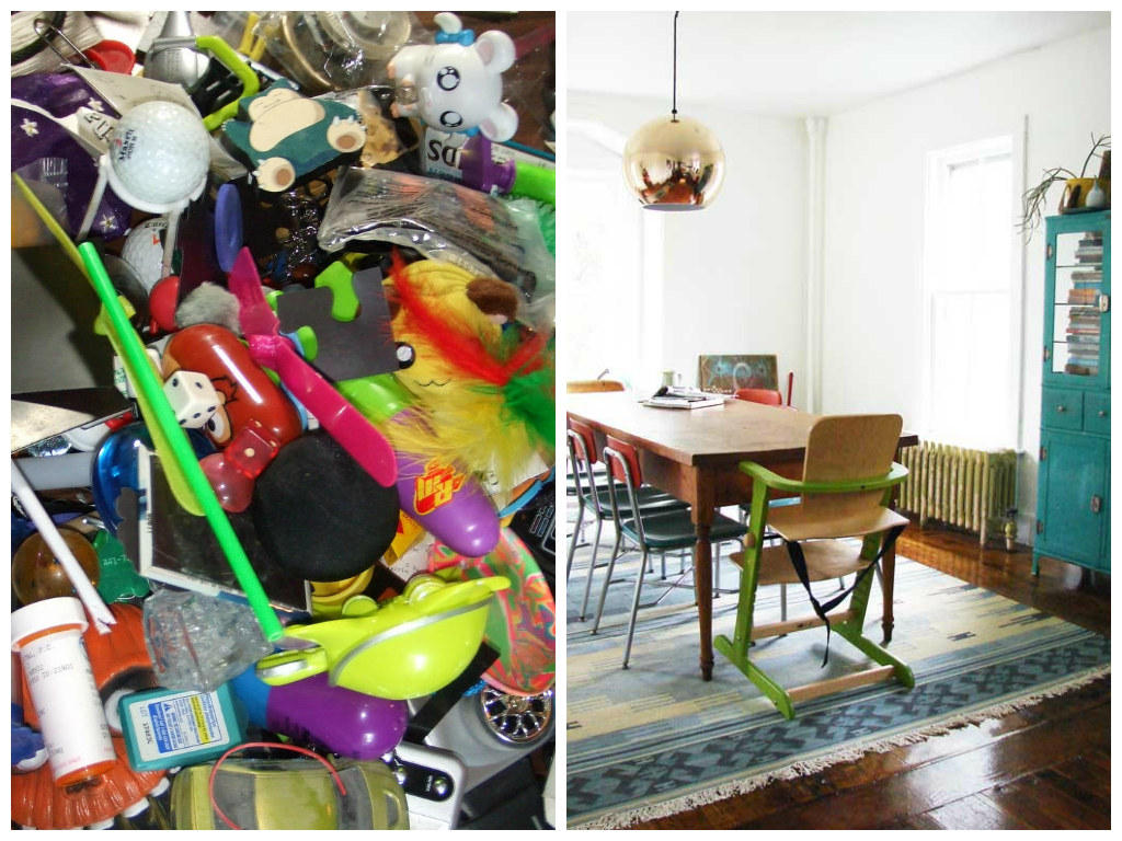 The Stuff of Life: How and Where to Dispose of Extra Household Items in EG to Get That Organized Look