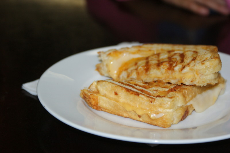 Possibly the Best Grilled Cheese in York Region