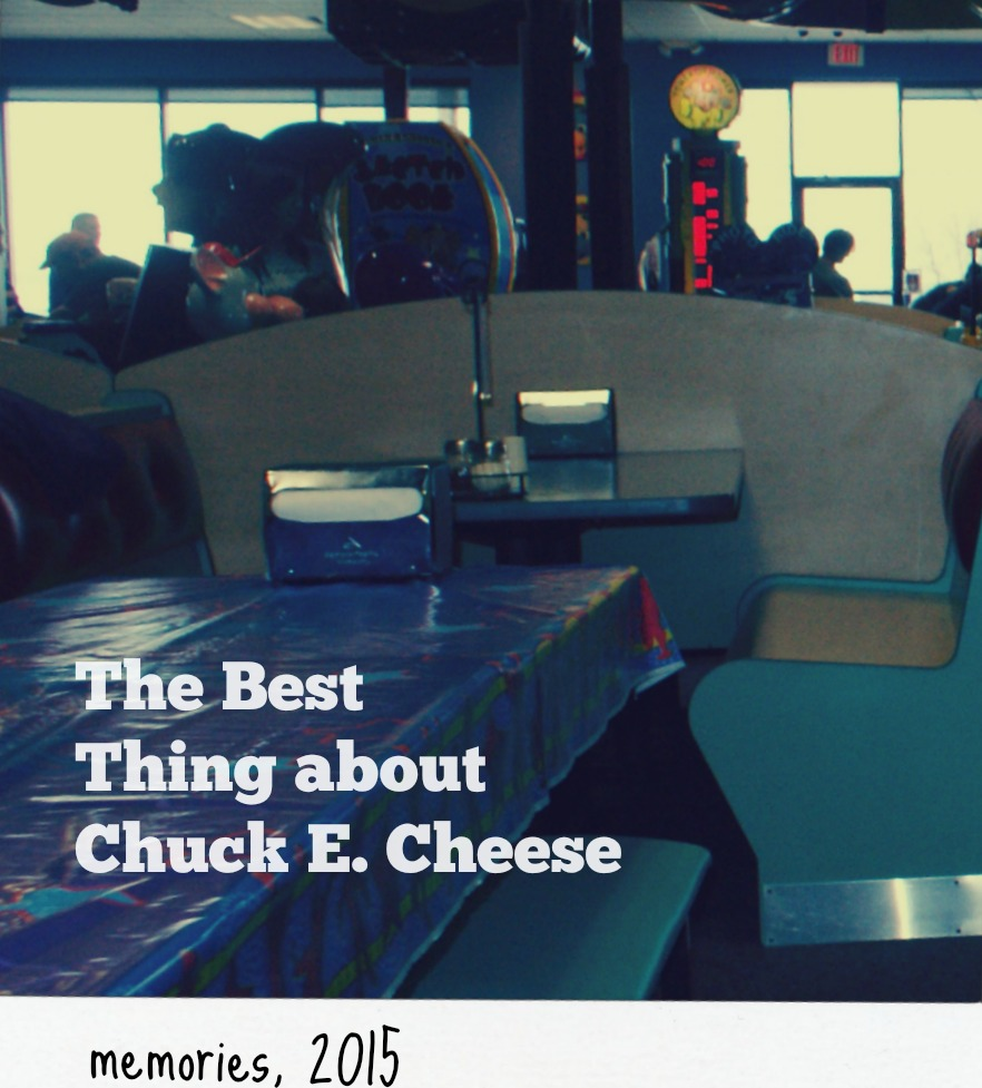 The Best, Surprising Thing about Chuck E. Cheese