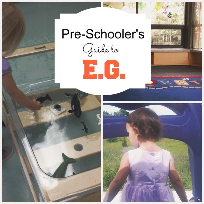 Preschooler's Guide to East Gwillimbury